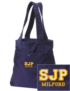 St Joseph Parish Milford Embroidered Alternative The Berkeley Tote