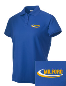 St Joseph Parish Milford Embroidered Women's Technical Performance Polo
