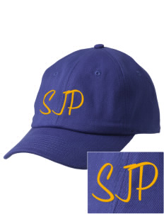 St Joseph Parish Milford Embroidered Champion 6-Panel Cap