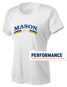 St Joseph Parish (Hispanic) Mason Women's Competitor Performance T-Shirt