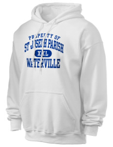 St Joseph Parish Waterville Ultra Blend 50/50 Hooded Sweatshirt