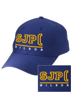 St Joseph Parish (Odessa) Wilbur Embroidered Low-Profile Cap