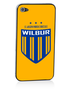 St Joseph Parish (Odessa) Wilbur Apple iPhone 4/4S Skin