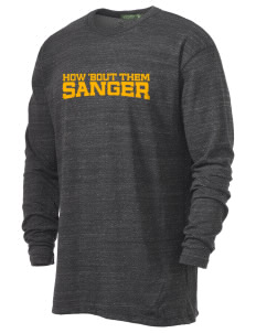 St Katherine Parish (Del Rey) Sanger Alternative Men's 4.4 oz. Long-Sleeve T-Shirt