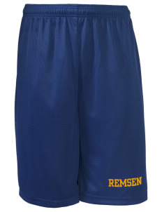"St Mary Parish Remsen Long Mesh Shorts, 9"" Inseam"