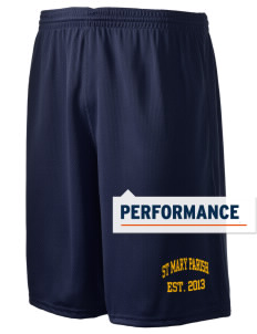 "St Mary Parish Remsen Holloway Men's Speed Shorts, 9"" Inseam"