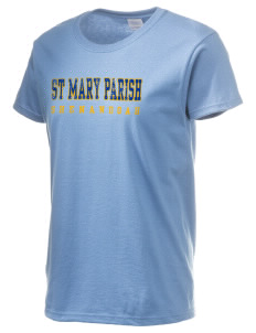 St Mary Parish Shenandoah Women's 6.1 oz Ultra Cotton T-Shirt