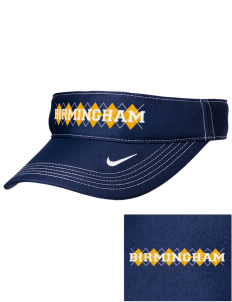 St Stanislaus Parish Birmingham Embroidered Nike Golf Dri-Fit Swoosh Visor