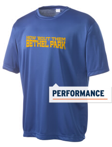 St Valentine Parish Bethel Park Men's Competitor Performance T-Shirt