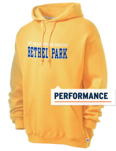 St Valentine Parish Bethel Park Russell Men's Dri-Power Hooded Sweatshirt