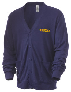 St. Joseph the Worker Catholic Church Winnetka Men's 5.6 oz Triblend Cardigan