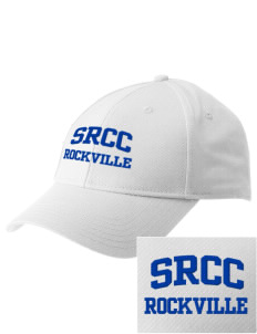 St. Raphael Catholic Church Rockville  Embroidered New Era Adjustable Structured Cap