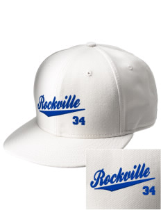 St. Raphael Catholic Church Rockville  Embroidered New Era Flat Bill Snapback Cap