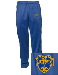 Diocese of Palm Beach Palm Beach Embroidered Men's Tricot Track Pants