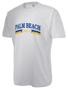 Diocese of Palm Beach Palm Beach  Russell Men's NuBlend T-Shirt