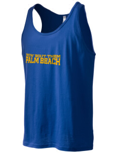 Diocese of Palm Beach Palm Beach Men's Jersey Tank