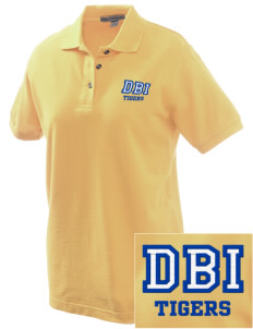 Don Bosco Technical Institute Tigers Embroidered Women's Pique Polo