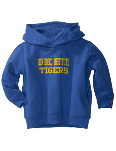 Don Bosco Technical Institute Tigers  Toddler Fleece Hooded Sweatshirt with Pockets
