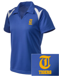 Don Bosco Technical Institute Tigers Embroidered Holloway Women's Laser Polo