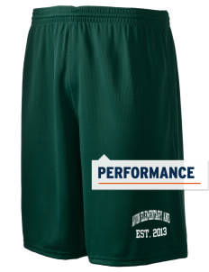 "Avon Elementary And Middle School Trojans Holloway Men's Speed Shorts, 9"" Inseam"