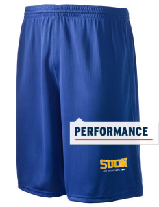 "State University of New York Utica Wildcats Holloway Men's Speed Shorts, 9"" Inseam"