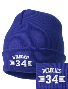 Perry Elementary School Wildcats Embroidered Knit Cap