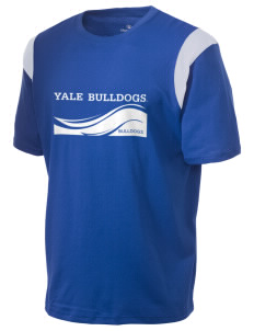 Yale University Bulldogs Holloway Men's Rush T-Shirt