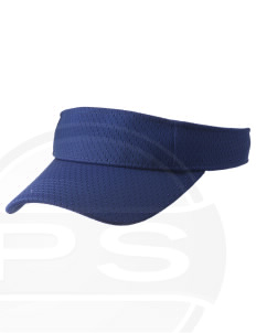 Parkwood Elementary School Panthers Embroidered Woven Cotton Visor