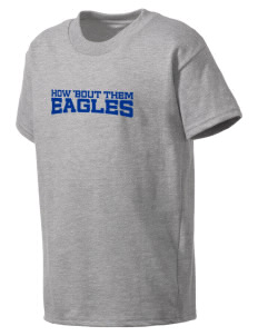 Hawthorn Elementary School South Eagles Kid's T-Shirt