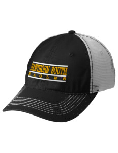 Hawthorn Elementary School South Eagles Embroidered Mesh Back Cap