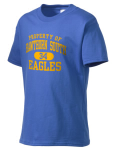 Hawthorn Elementary School South Eagles Kid's Essential T-Shirt