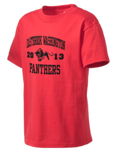 Eastbrook Washington Elementary School Panthers Kid's Essential T-Shirt
