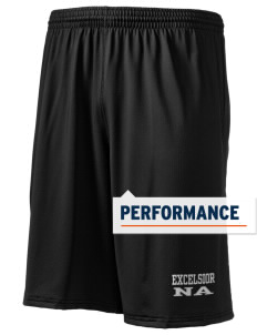 "Excelsior High School na Holloway Men's Performance Shorts, 9"" Inseam"