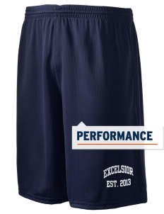 "Excelsior High School na Holloway Men's Speed Shorts, 9"" Inseam"
