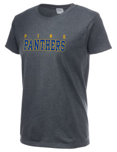 Pine Elementary School Panthers Women's 6.1 oz Ultra Cotton T-Shirt