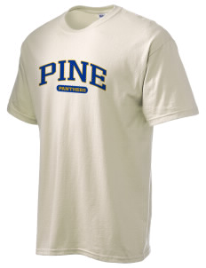 Pine Elementary School Panthers Ultra Cotton T-Shirt