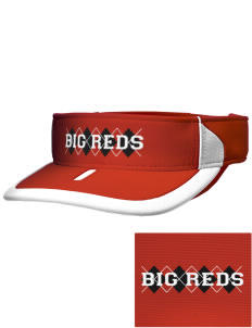 Centerville High School Big Reds Embroidered M2 Sideline Adjustable Visor