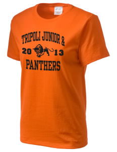 Tripoli Junior & Senior High School Panthers Women's Essential T-Shirt