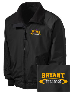 Bryant Elementary School Bulldogs Embroidered Tall Men's Challenger Jacket
