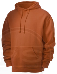 Lincoln Elementary School Comets Men's 80/20 Pigment Dyed Hooded Sweatshirt