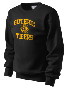 Guthrie Center Junior High School Tigers Kid's Crewneck Sweatshirt