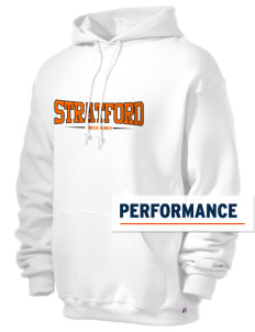 Stratford Community School Lynx Russell Men's Dri-Power Hooded Sweatshirt