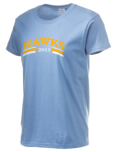 Lynnville-Sully Elementary School Hawks Women's 6.1 oz Ultra Cotton T-Shirt