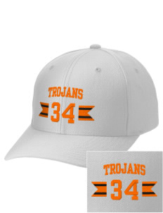 Fairfield Senior High School Trojans Embroidered Wool Adjustable Cap