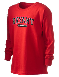 Bryant Elementary School Bulldogs Kid's 6.1 oz Long Sleeve Ultra Cotton T-Shirt