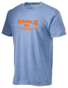 Franklin Middle School Thunderbolts Alternative Men's Eco Heather T-shirt
