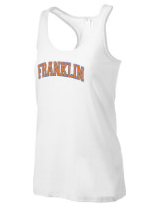 Franklin Middle School Thunderbolts Women's Racerback Tank