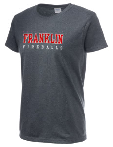 Franklin Elementary School Fireballs Women's 6.1 oz Ultra Cotton T-Shirt