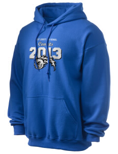 West Liberty High School Comets Ultra Blend 50/50 Hooded Sweatshirt