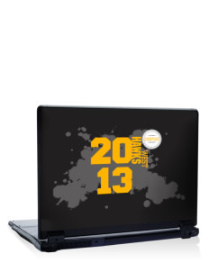 "West Elementary School Hawks 17"" Laptop Skin"